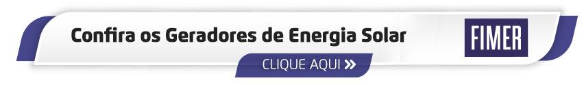 Gerador de Energia Solar com Inversor FIMER