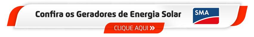 Gerador Energia Solar com Inversor SMA